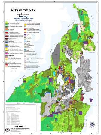 Port Gamble Washington Map.Community Development Maps Gis