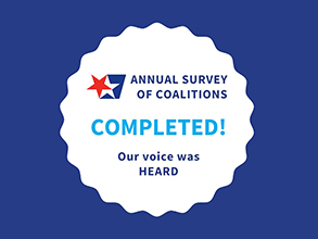 Your Voice Heard Coalition Survey's are Completed