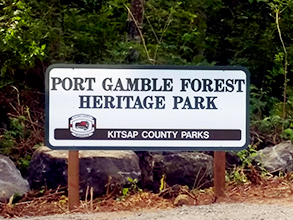 Port Gamble Foreste Heritage Park