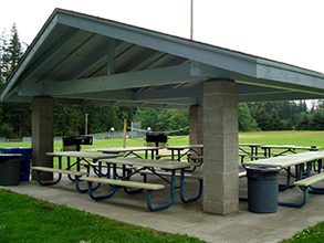 Buck Lake Park Picnic Shelter