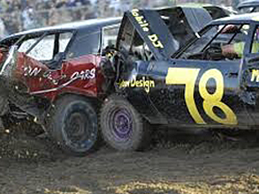 Kitsap Destruction Derby