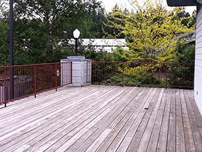 Eagles Nest Community Room - Deck