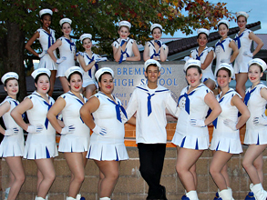Bremerton High School Drill Team