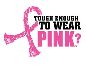 Wrangler Tough Enough To Wear Pink