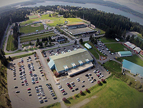 Kitsap County Fairgrounds Events Center Overview
