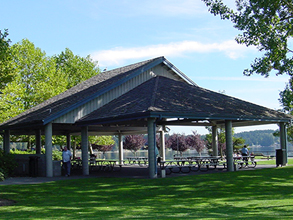 Silverdale Waterfront Park Picnic Shelter