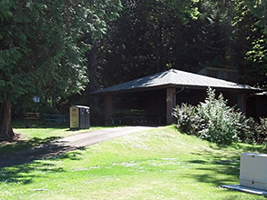 Salsbury Point Park Picnic Shelter