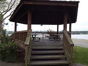 Silverdale Waterfront Park Gazebo
