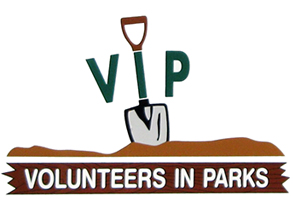 Volunteers in Parks