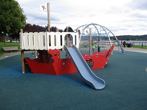 Silverdale Waterfront Park Playground